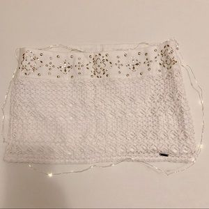   Hollister   early 2000s mini skirt